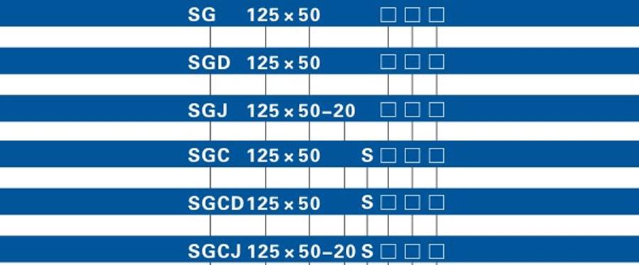 亚德客气缸-SG/SGC亚搏app下载链接
