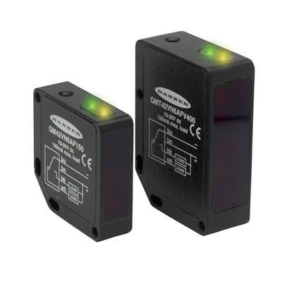 美国邦纳光电传感器  QM42和QMT42系列