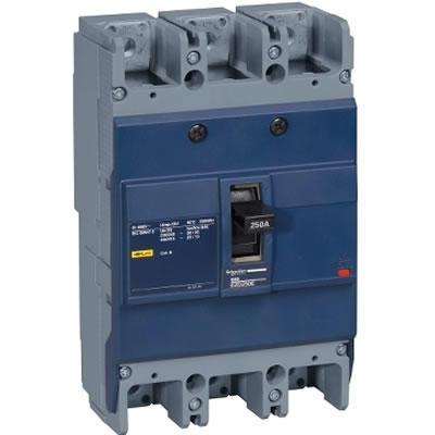 施耐德塑壳断路器  EZD100-630A