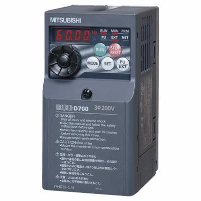 三菱变频器  D700系列