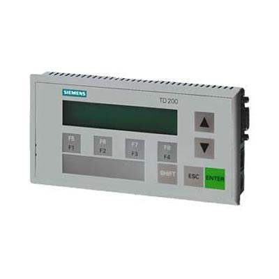 西门子文本显示器  TD200系列