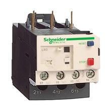 施耐德热过载继电器  LRD06