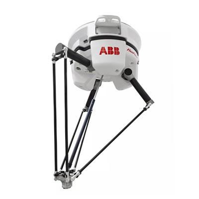 ABB工业机器人  拾料和包装