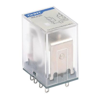 正泰小型电磁继电器  NXJ系列