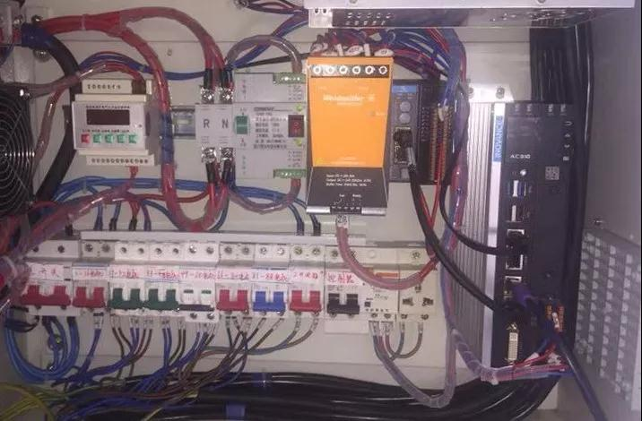 汇川伺服系统