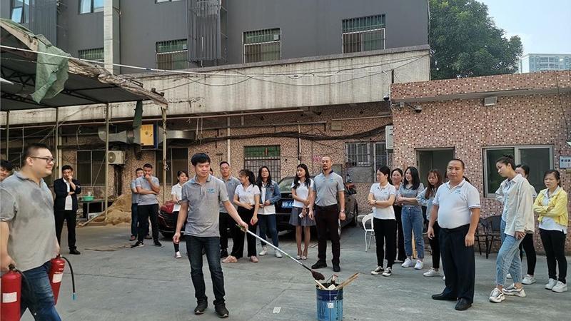 新长盛/东方鼎盛-消防培训及演习